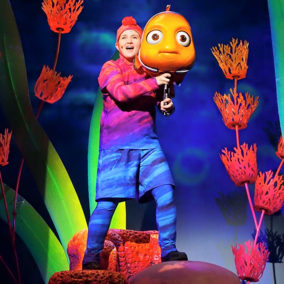 Nemo, Disney's  Finding Nemo the Musical , Walt Disney World
