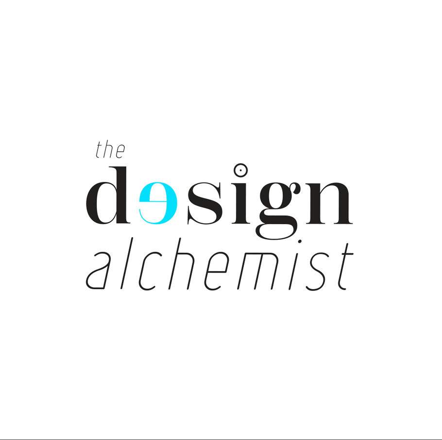 The Design Alchemist Branding Identity