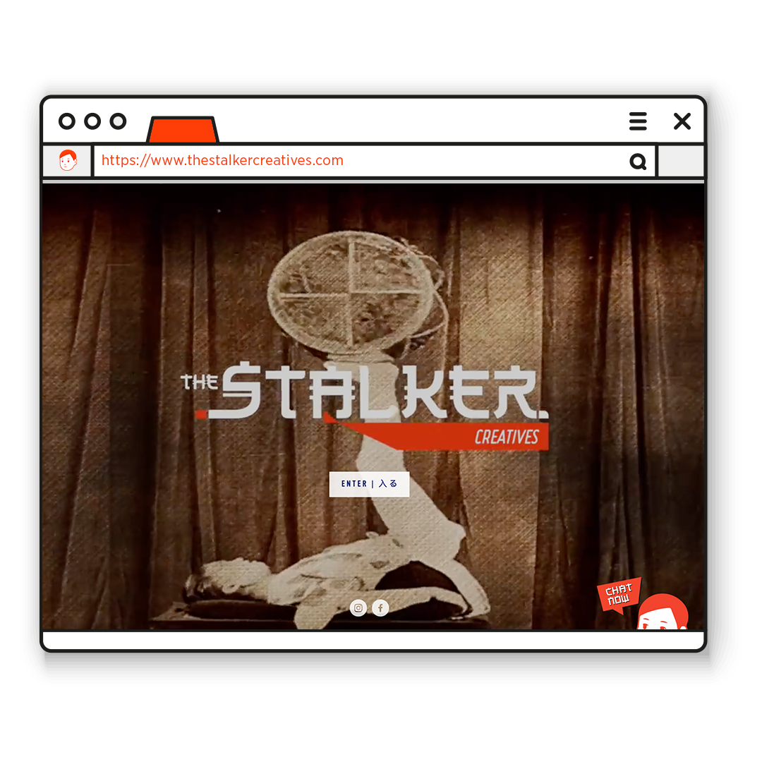 The Stalker Creatives: Agency Portfolio
