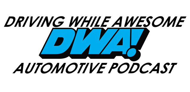 Driving While Awesome is an audio podcast starring Lane Skelton, Warren Madsen, Bryan McQueen and Art Cervantes. Experts in automotive opinion and long-time friends discuss topics on cars of all types, with an emphasis on fun and cheap sports cars from the '80s. - Driving While Awesome