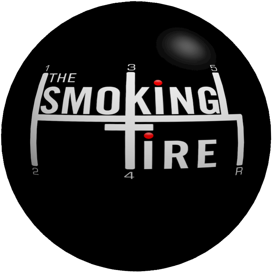 Matt Farah and Zack Klapman sit down with automotive icons, pro drivers, comedians and other friends to discuss automotive industry news, racing, projects and whatever else comes to mind. - The Smoking Tire