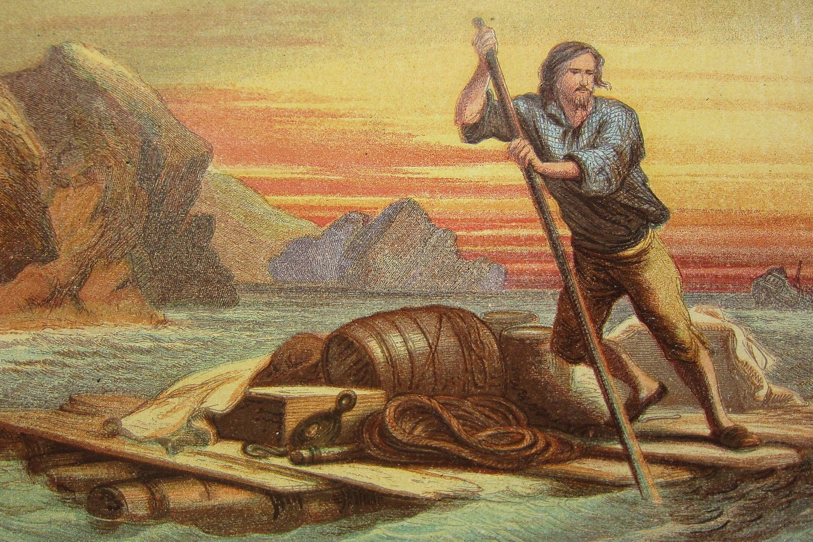 episode 38 - Robinson Crusoe