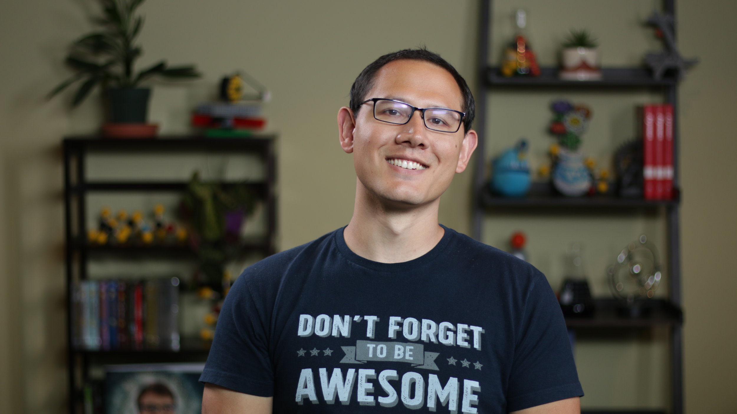 Stefan Chin Producer   Stefan Chin has been making videos with SciShow since 2013. He loves motion graphics, spreadsheets, and gaming. He's also on a quest to find the best pad thai on the West Coast.