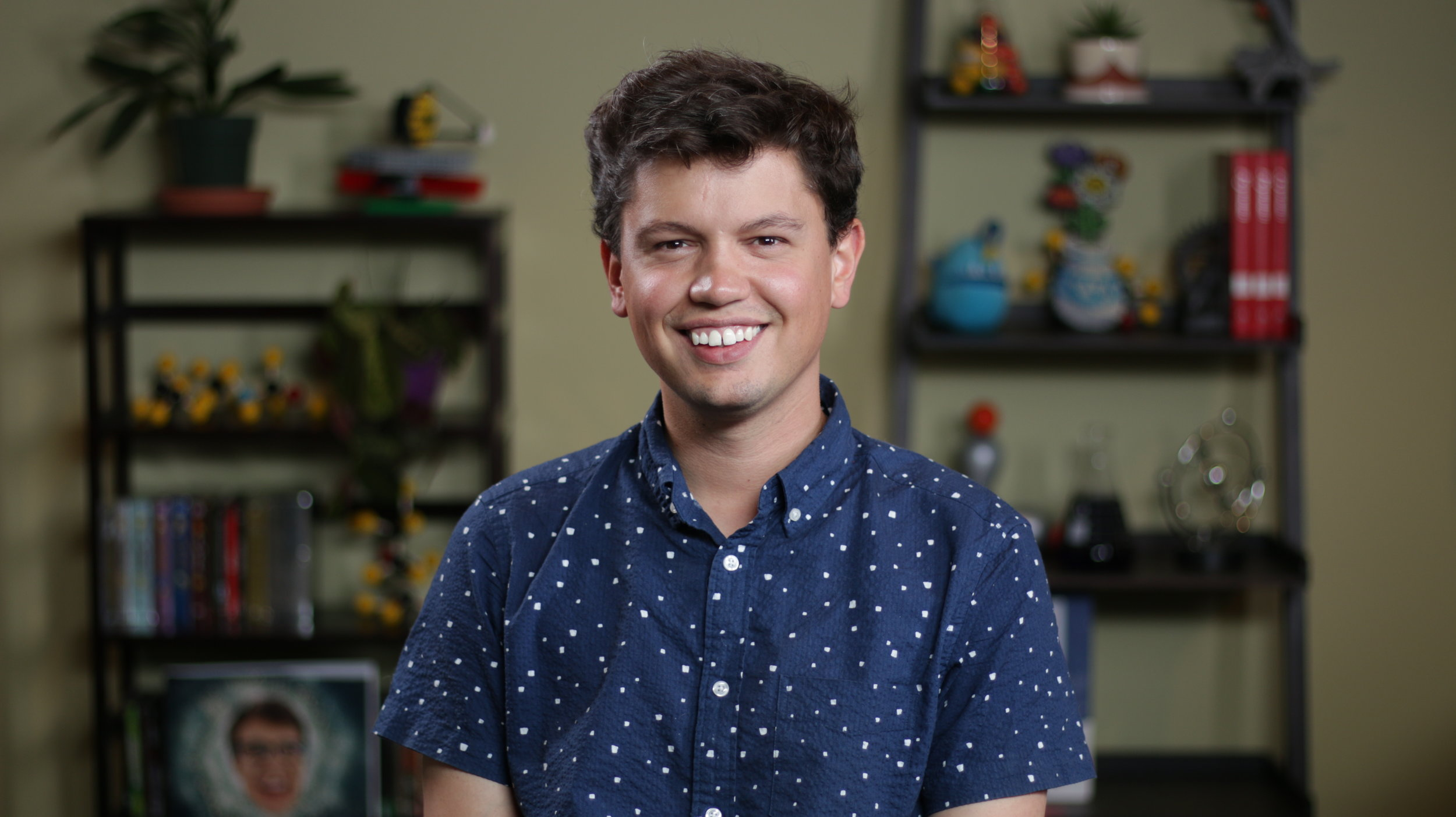 Sam Schultz Producer (SciShow Kids)  Cartoonist/animator Sam Schultz spent his youth playing Nintendo and reading Krazy Kat comics instead of learning math, but that's worked out pretty well for him so far. In his free time he can be found stressing out about his mobile art gallery and playing Dungeons & Dragons.