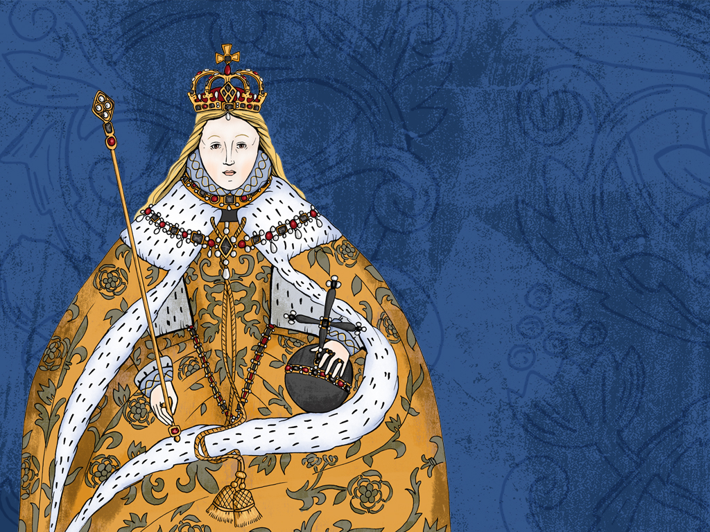 Sign up for our email list and immediately receive a link with password to download our exclusive computer screen backgrounds featuring Katherine of Aragon, Anne Boleyn, Elizabeth I, and Henry VIII.