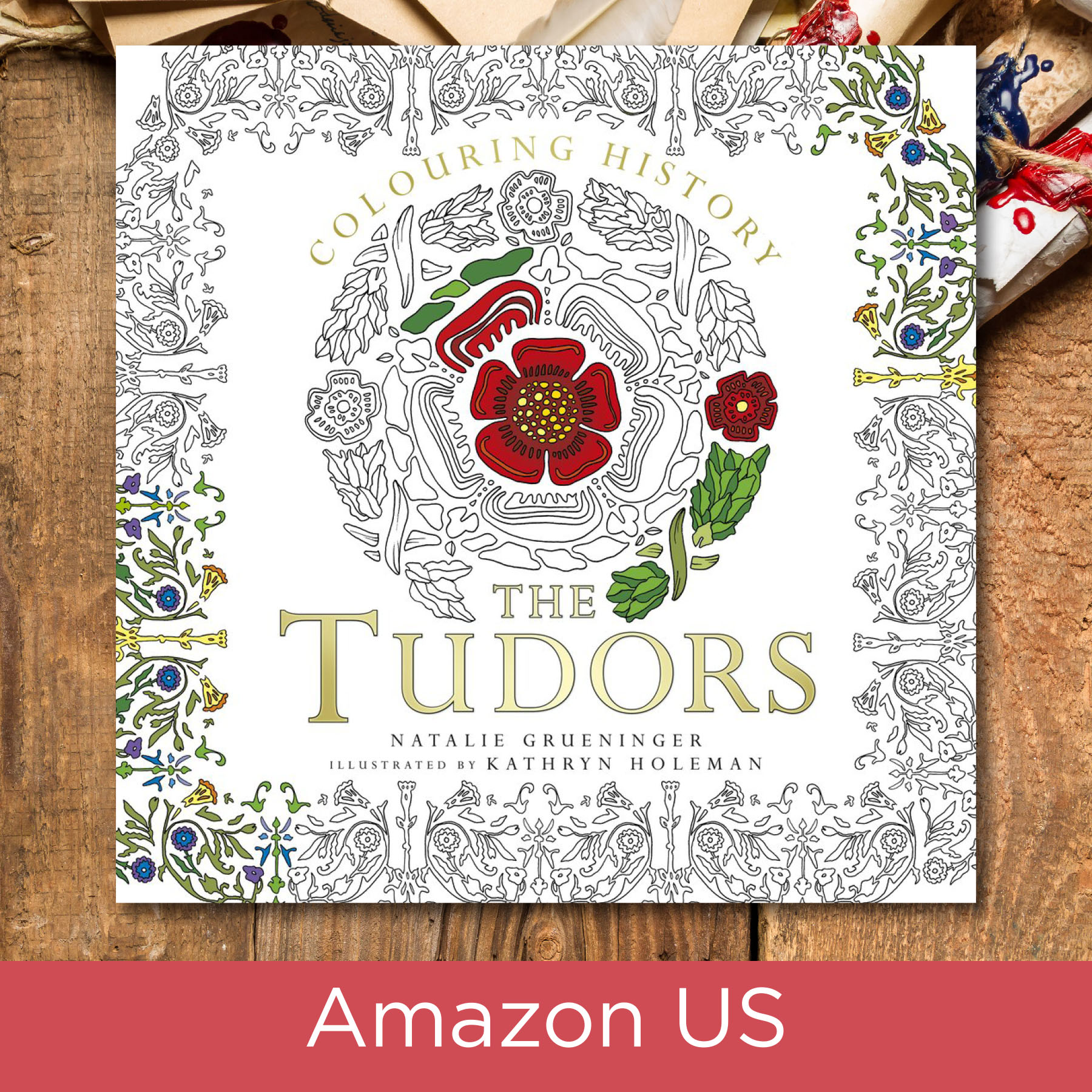 The Tudors on Amazon US