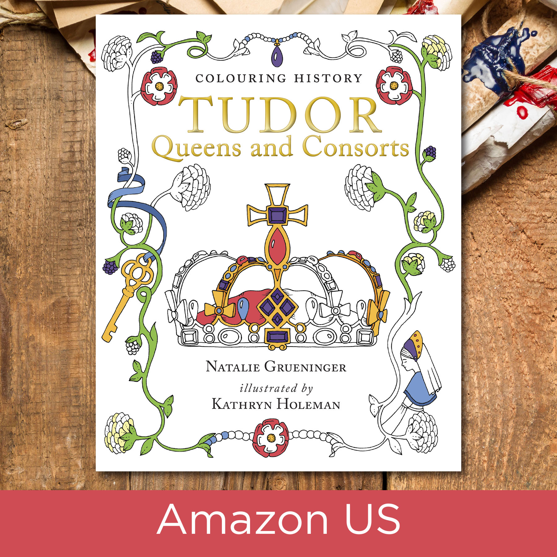 Tudor Queens and Consorts on Amazon US