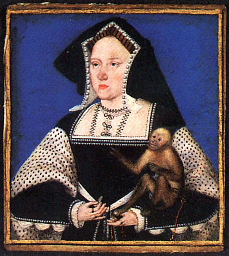 Portrait by Lucas Hornebolte, c.1525-26