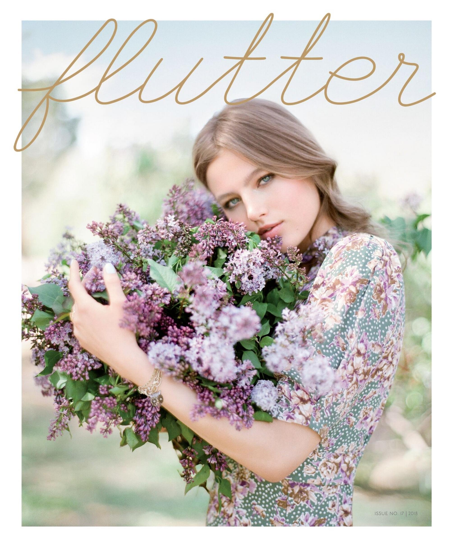 Cover Of Flutter Magazine Issue 17