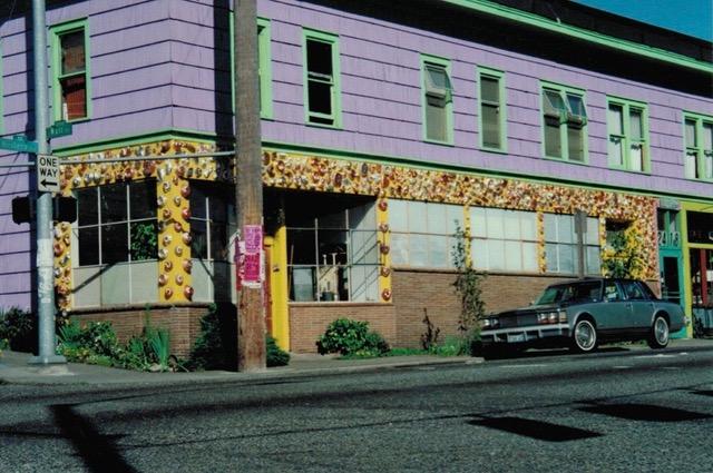 1993 Jello Mold Building
