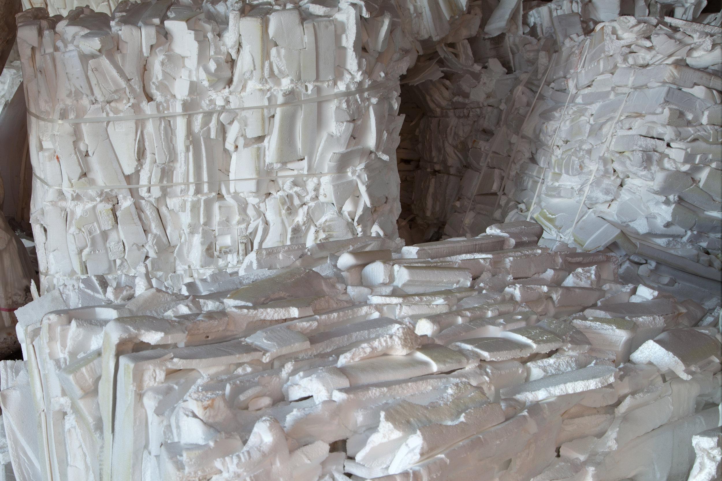 <p>Explore foam recycling grants</p>
