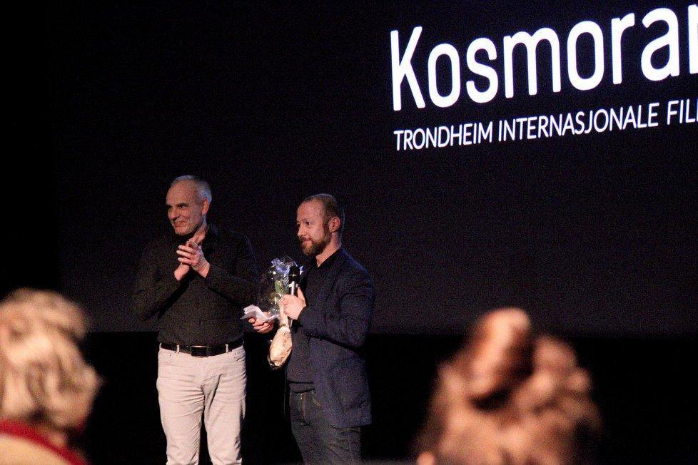 Director Håvard. Foto:  Kosmorama