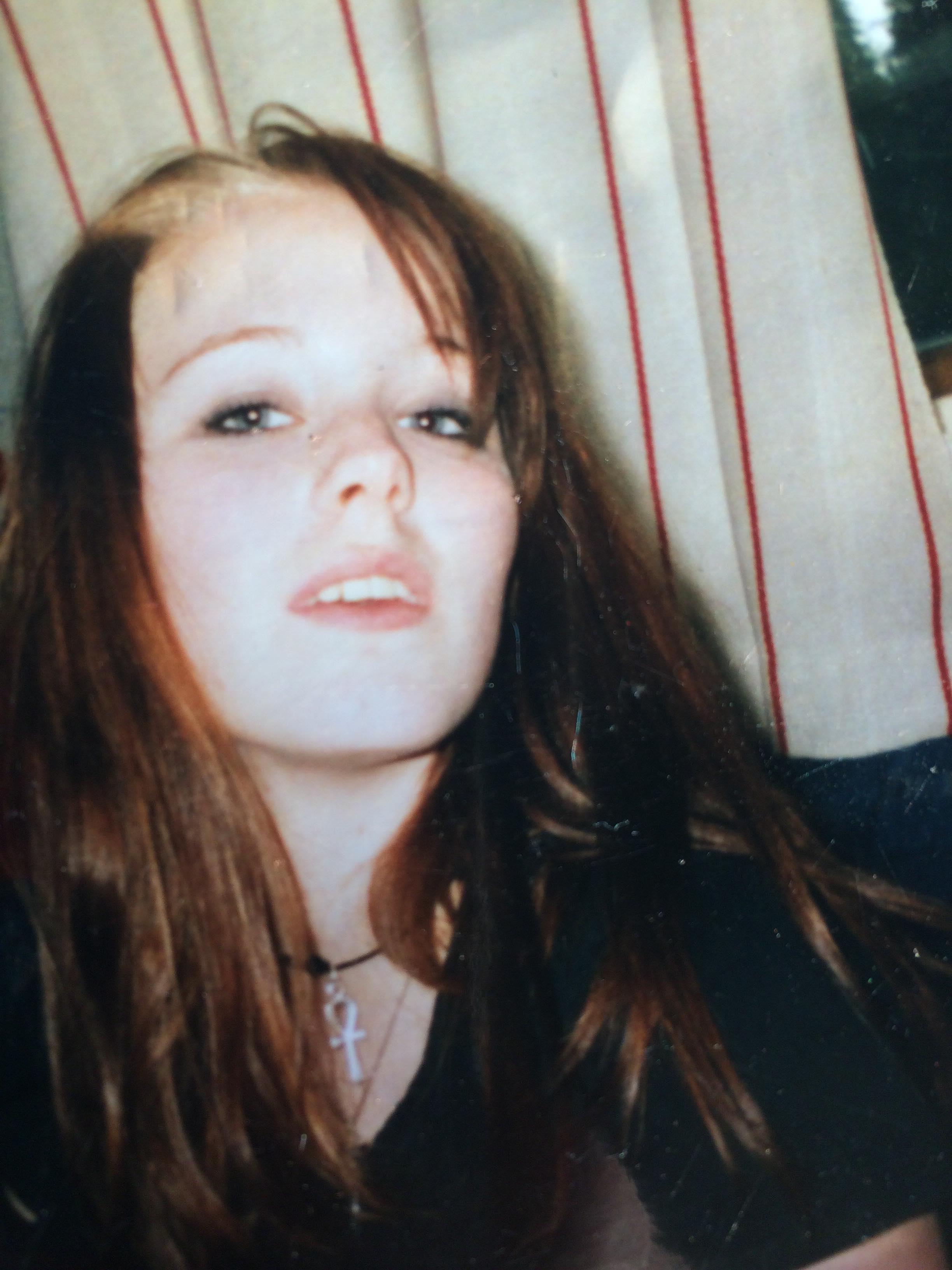 Me at 14