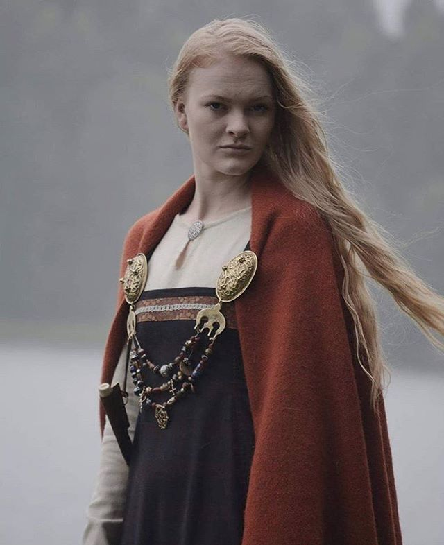 We are super exited to have the chief of Trondheim Vikinglag, June-Marita with us on our August Viking Hike! June is joining us as a guide 👏🏻 @djuune @trondheimvikinglag #govikinghiking #vikinghiking #handsonhistory #posingforhistory