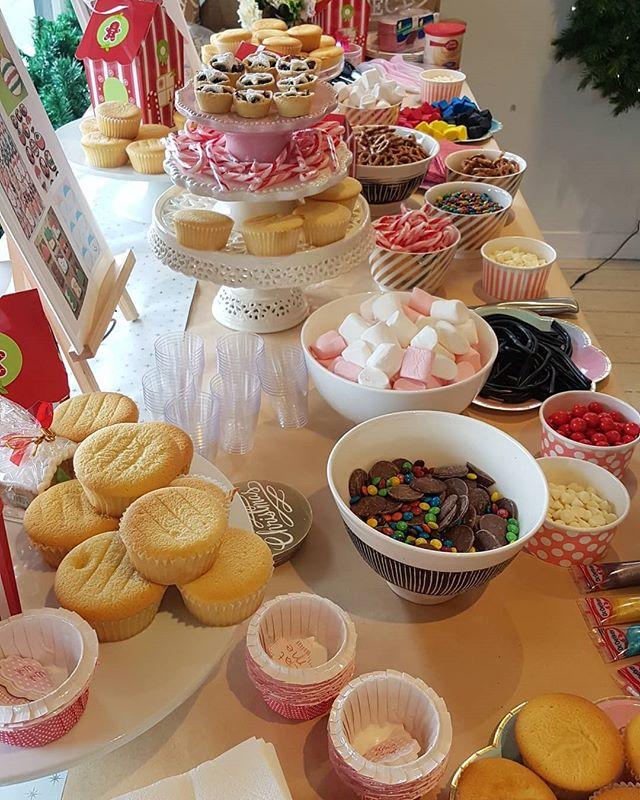 Birthdays and cupcakes ❤