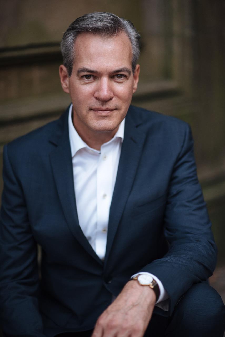 Glenn Morton, Artistic Director of CLA