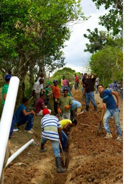 Operation Raleigh and Community Development in Dominican Republic