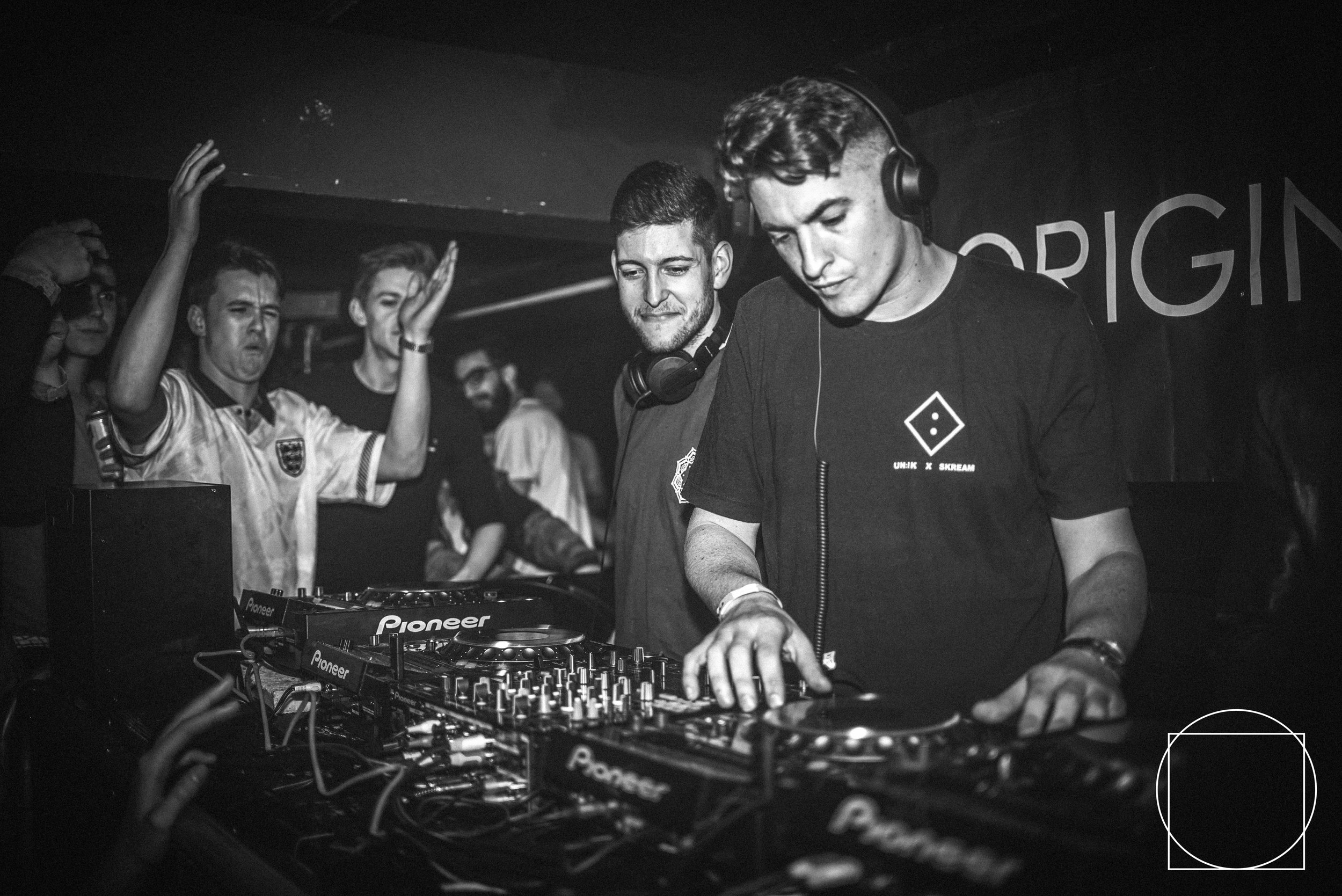 Skream - OPEN TO CLOSE 2.0 - CLICK TO WATCHA documentary by UN:IK…