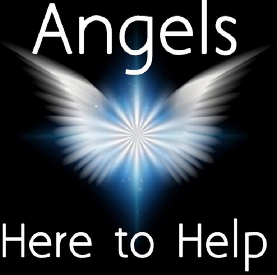 Angels Here    To Help is my publishing company!