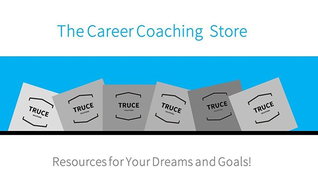Now Open! #Resources and #career coaching to help you manage your growth and advancement. Www.trucesolutions.com #coaching #career #ultimatpotential #careercoach #authentic #happiness