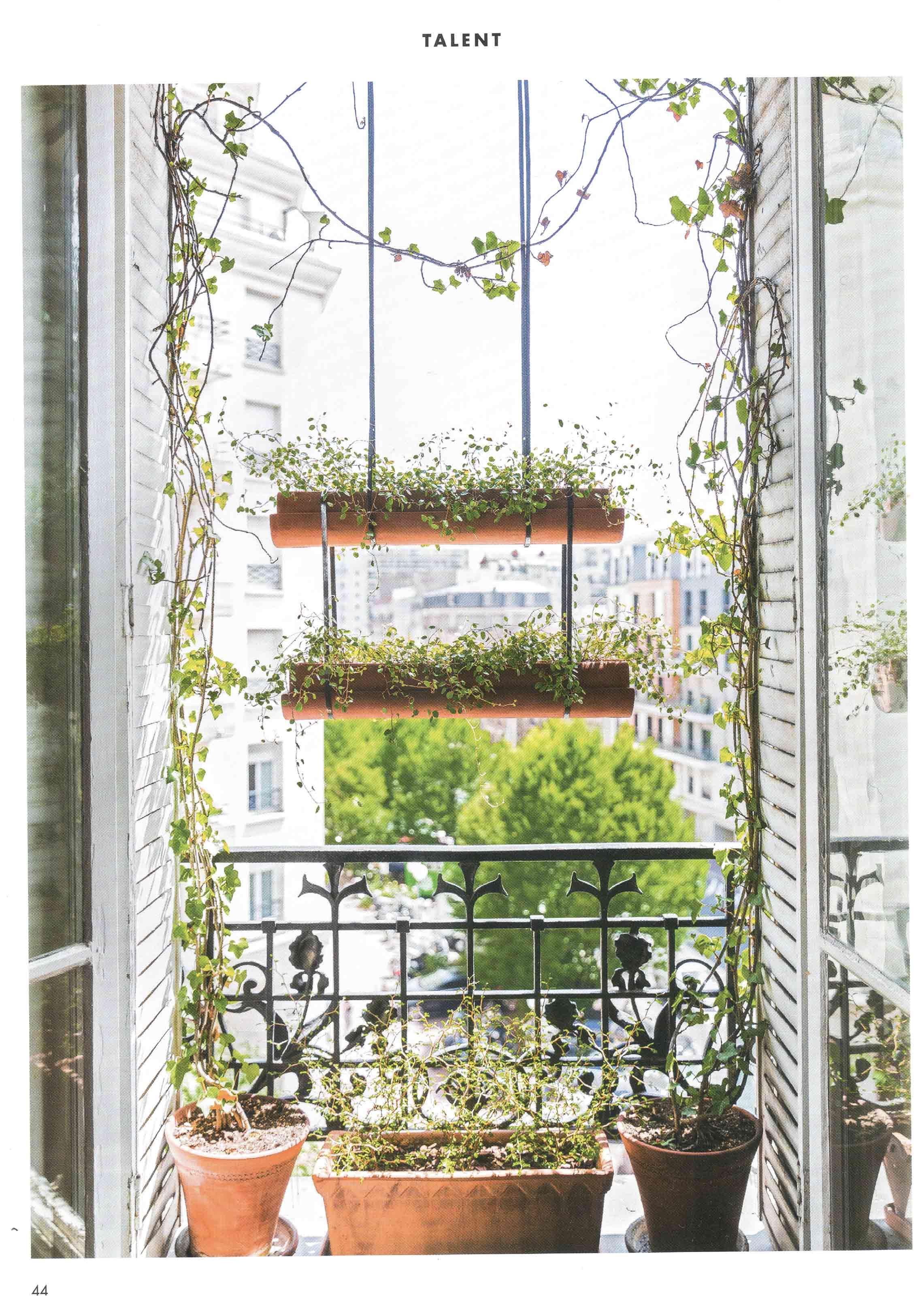 Jardiniere Botany Folk @cote paris