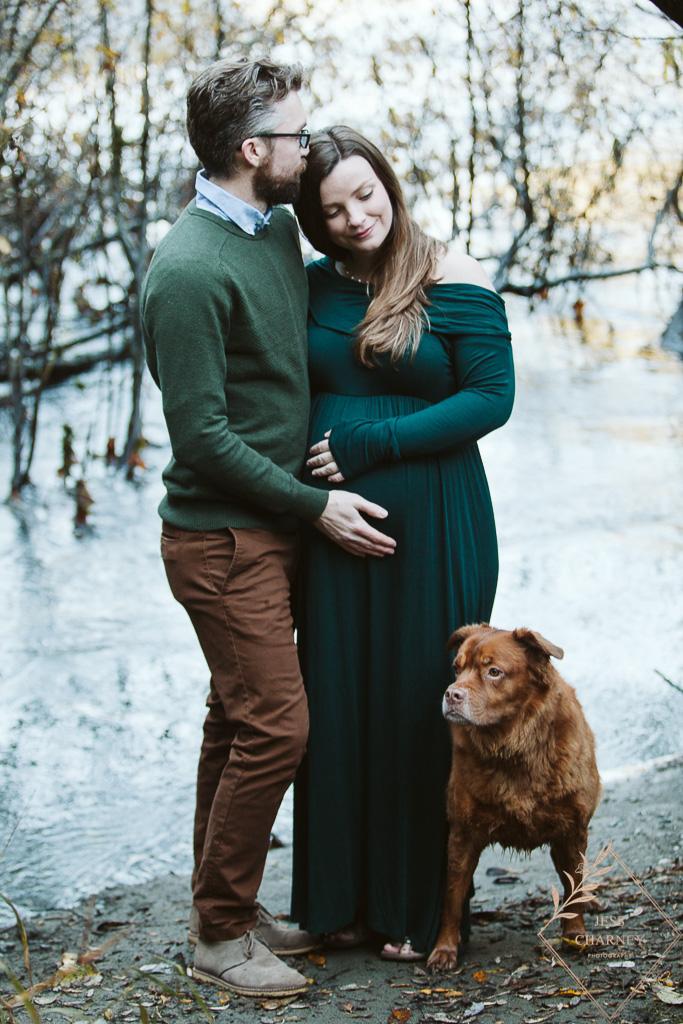 Southern Oregon Maternity Shoot