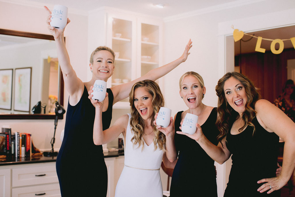 Bridal Party | Southern Oregon Wedding Photographer