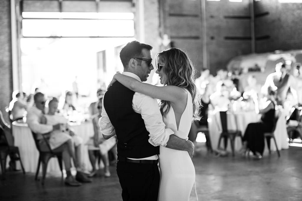 First Dance | Southern Oregon Wedding Photographer