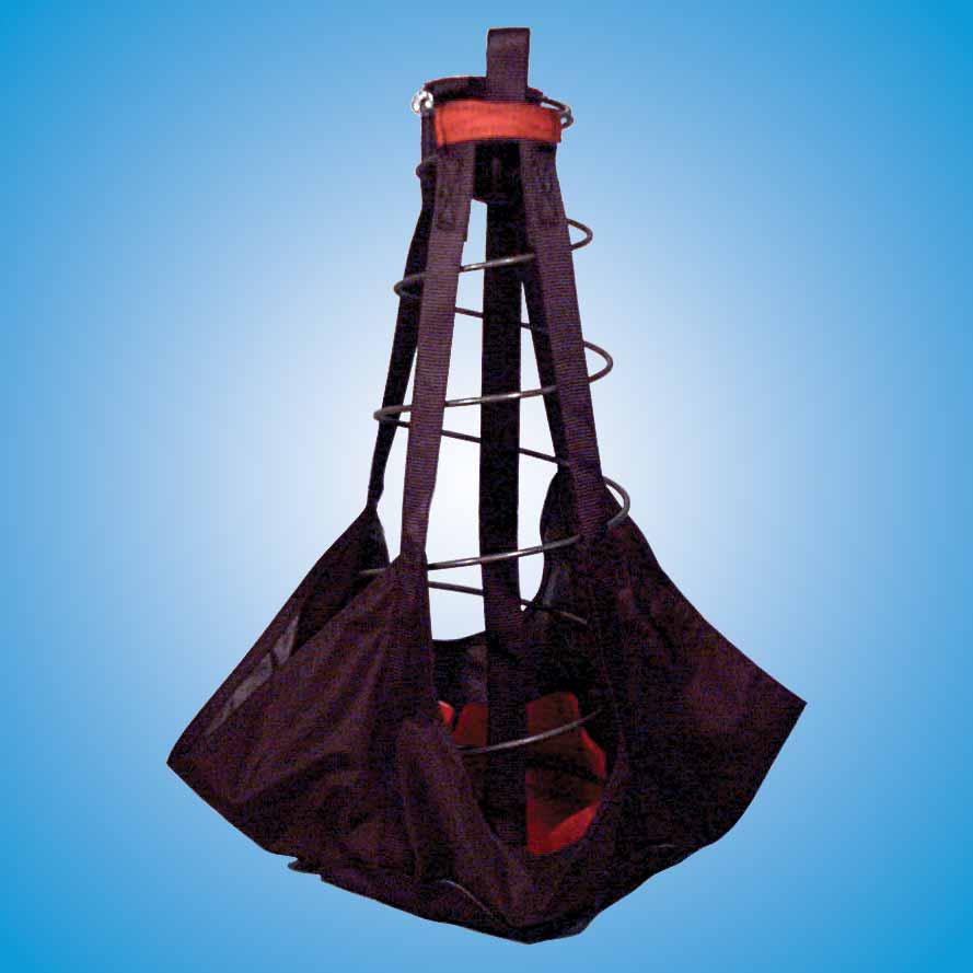 Pilot Chute   Stroud pilot chutes will fit all parachute packs.   Small Pilot Chute  Part #471 — $85   Large Pilot Chute  Part #472 — $90