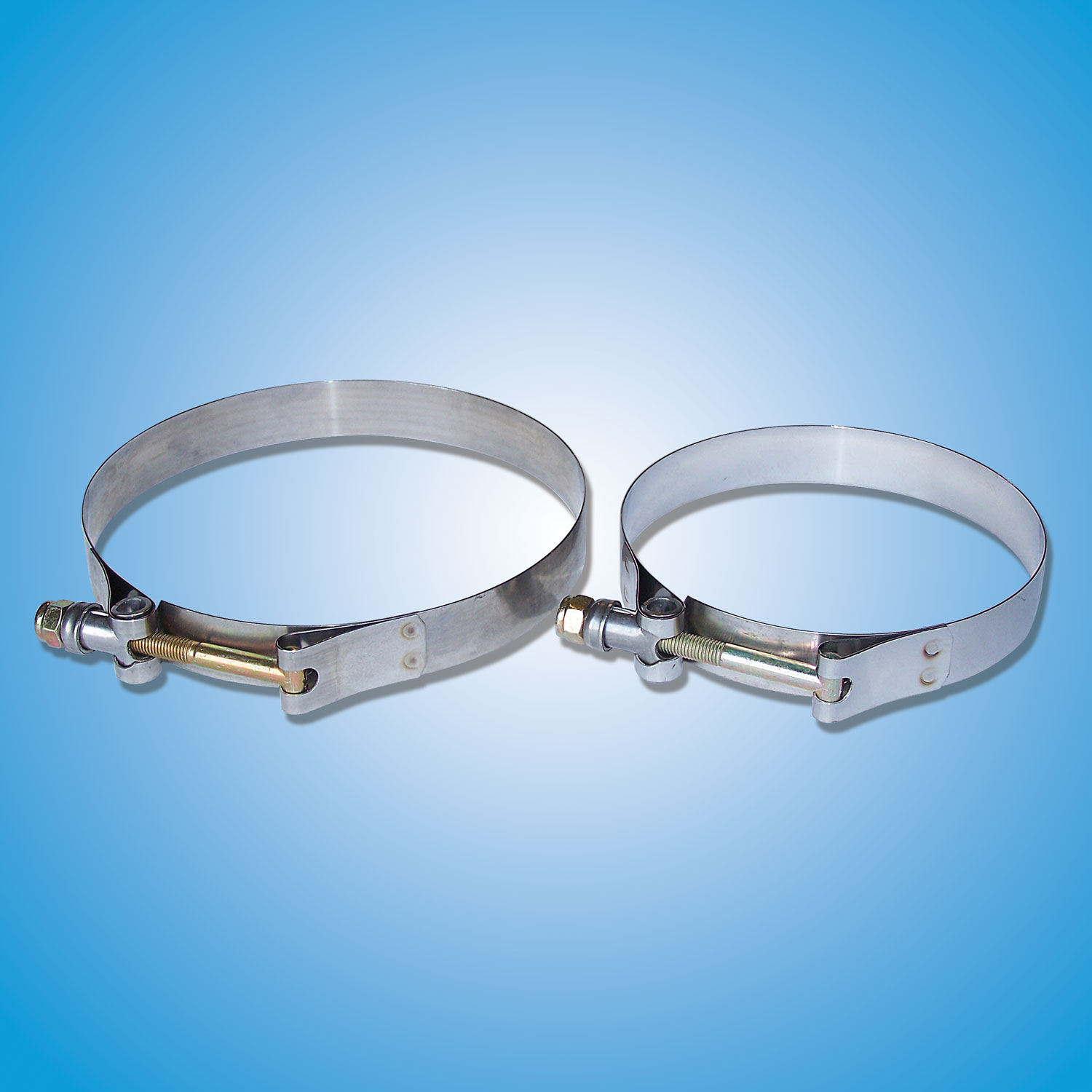 Mounting Clamps   To use with fire bottle mount.   5# Mounting Clamps  Part #FBTBC9050 — $5.50   10# Mounting Clamps  Part #FBTBC9051 — $6