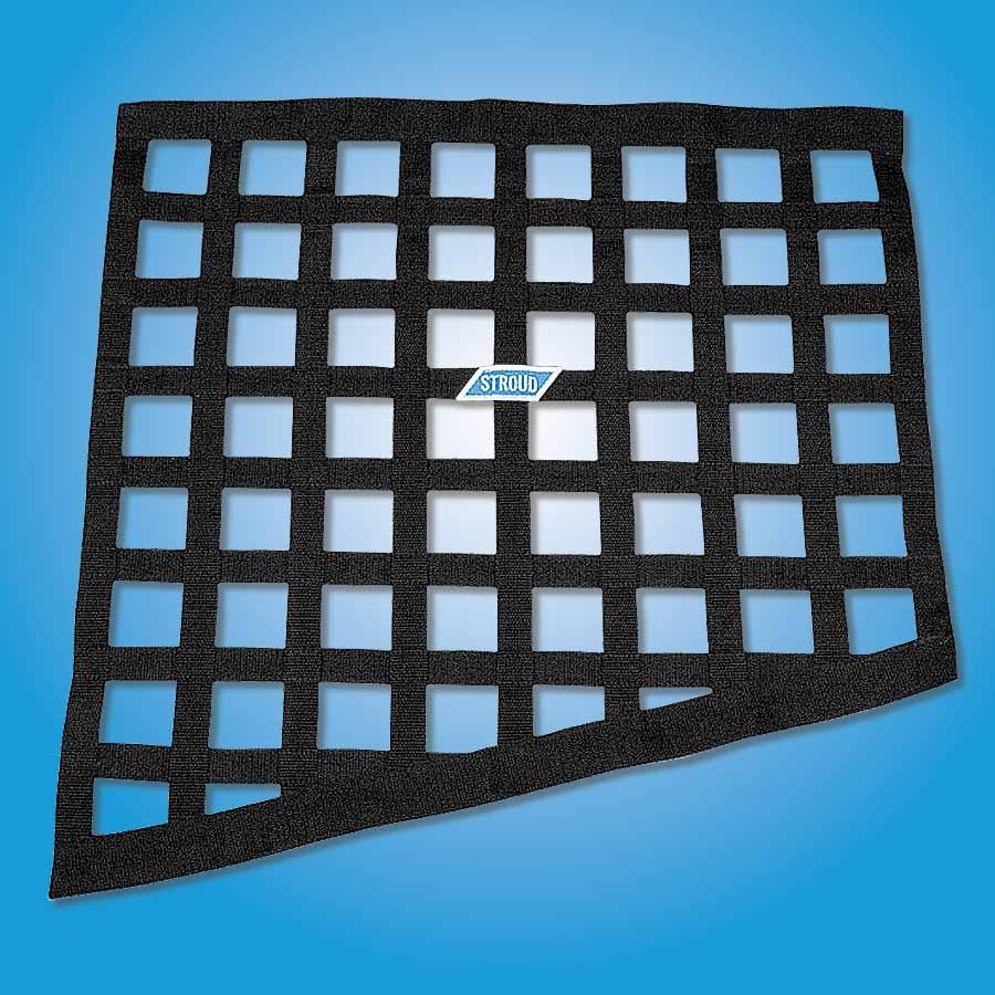 "Standard Angle Window Net   Standard angle size (24""W x 24""F x 18""R).  Part #501 — $39"
