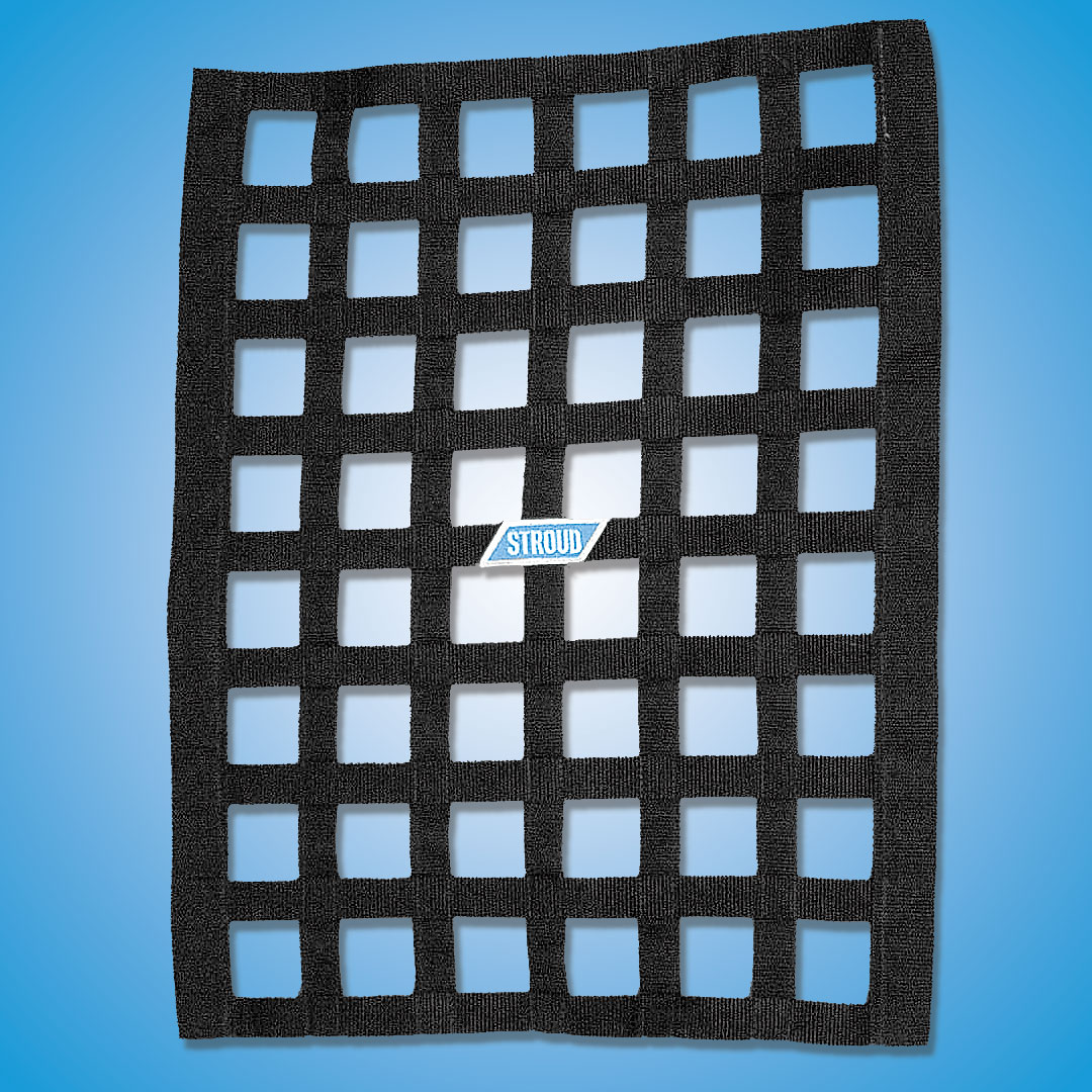 Wheelie Bar Nets   All wheelie bar nets are custom sized.  Part #506 — $96