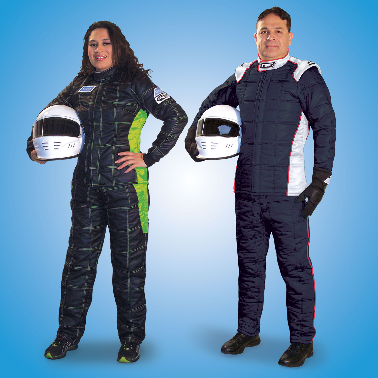 Hercules and Athena Custom Firesuits