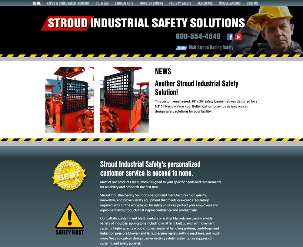 StroudIndustrialSafetySolutions.com