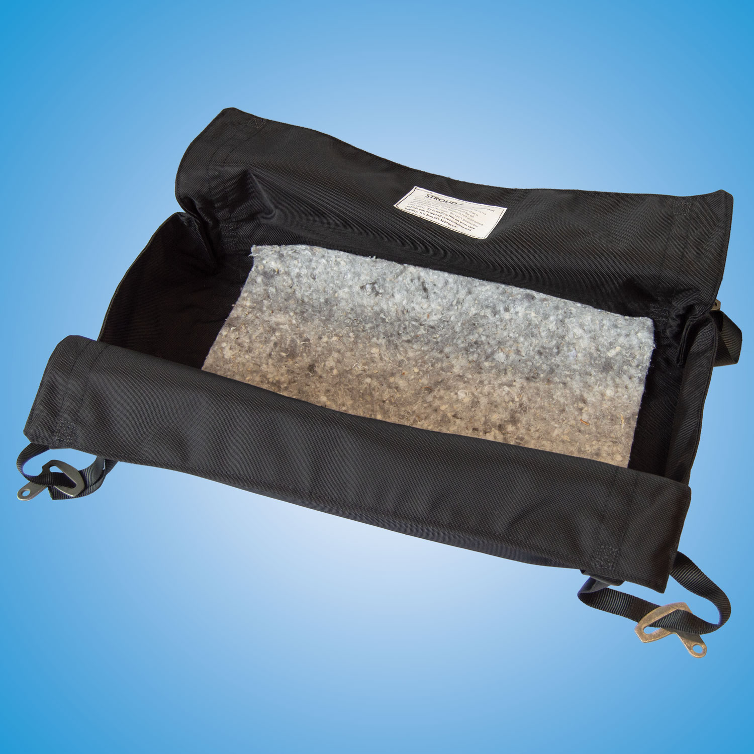 Engine Diaper Non-SFI Sportsman   Shares same materials and quality of our sportsman diaper, but value priced.   Non-SFI Engine Diaper - Complete  Part #1030 – $109.99