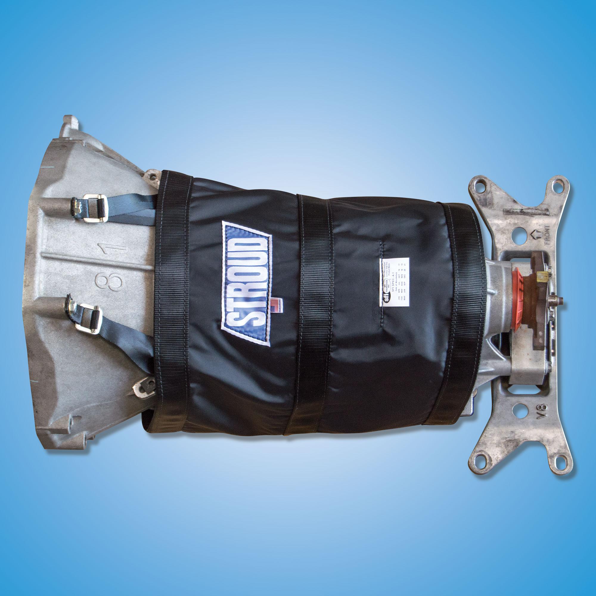 Fits Ford 6R80 Transmission, ballistic nylon   Part #6R80 — $239
