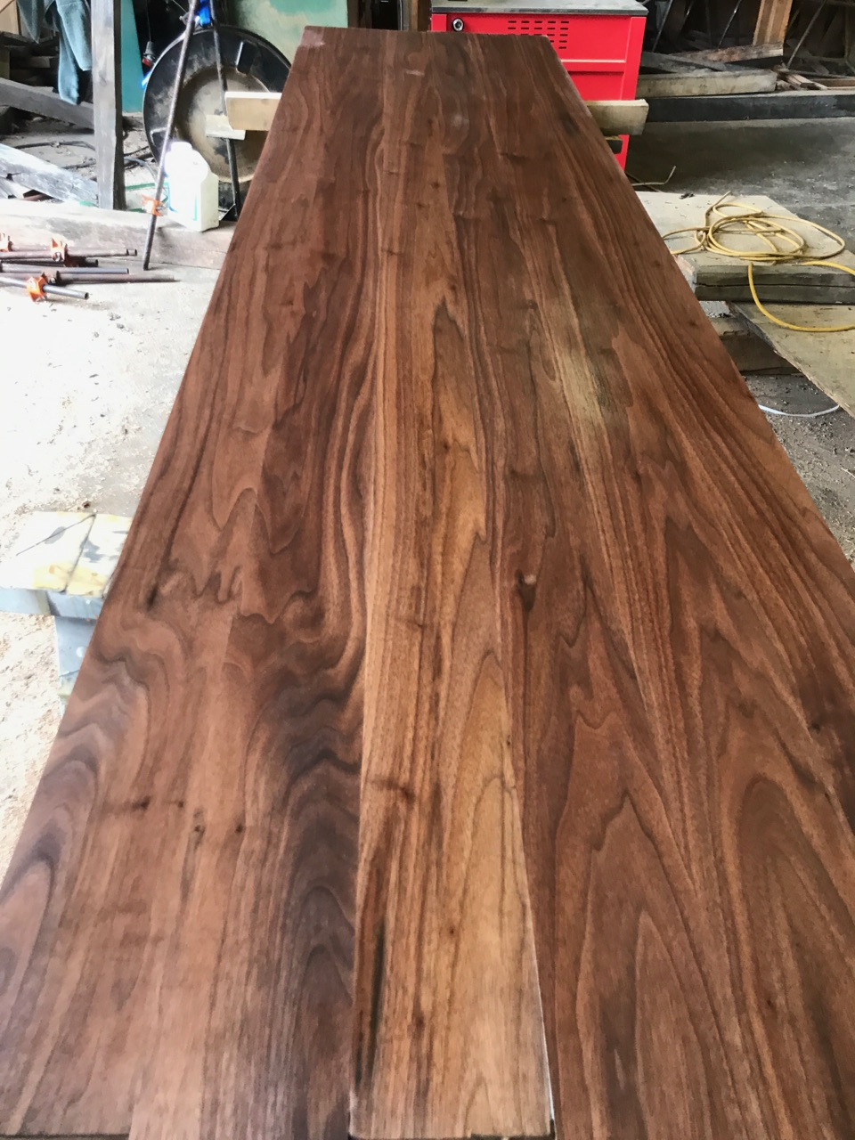 Bar Top - Finished