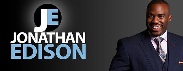 Jonathan Edison, Keynote Speaker for IMEC 2019. Click through to www.jonathanedison.com.