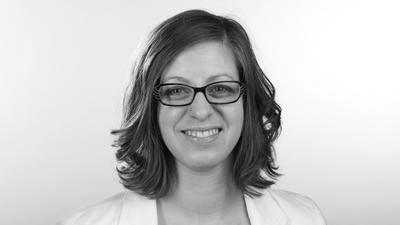Headshot of Lauren Warnecke, Author
