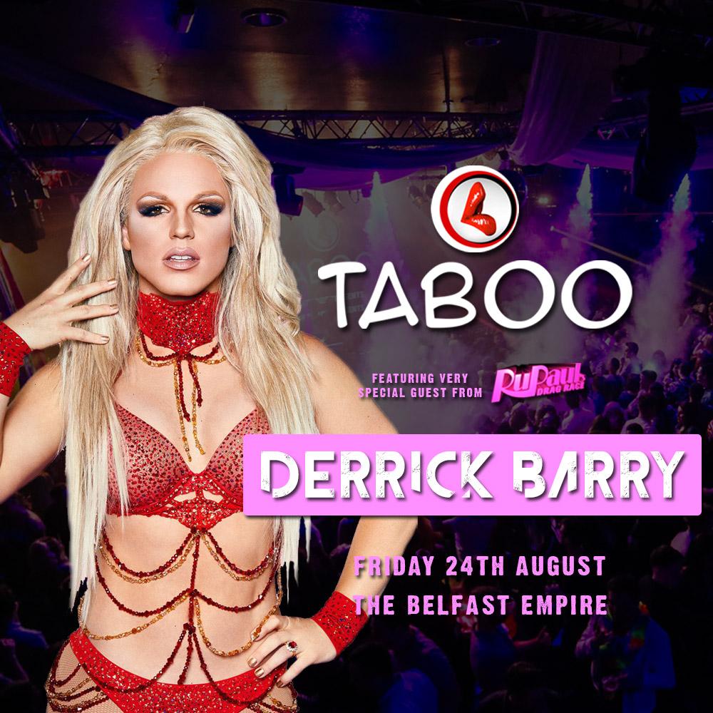 TABOO-DERRICK-BARRY-EMPIRE-BELFAST