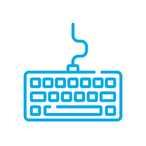 - CONFIGURACIÓN DE EQUIPOEstandarizar, configurar (escritorio, protector de pantalla, software, etc.) restringiendo la administración para mejorar la gestión de negocio.