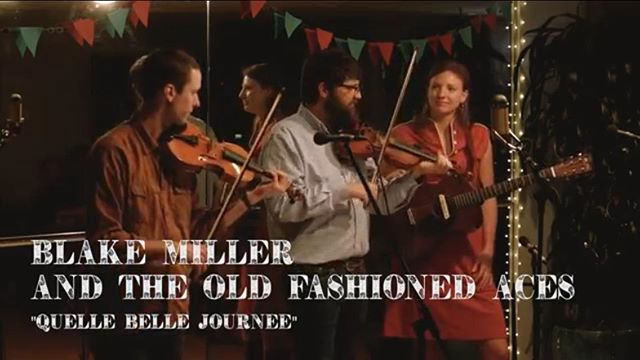 Check out this sweet video from Southern Pacificic Sessions! See link in profile! #quellebellejournée #oldfashashionedaces
