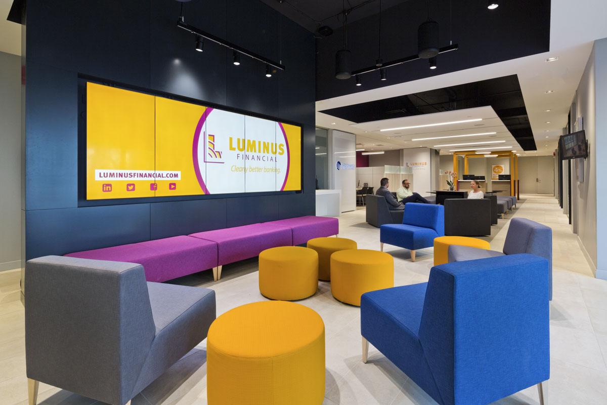 Luminus Financial Inc. - 6,500 SF