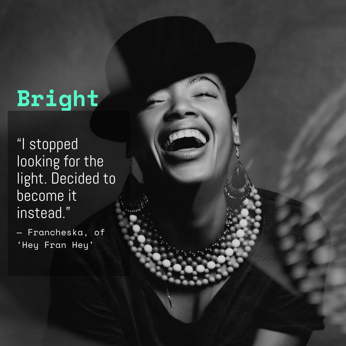 #bright
