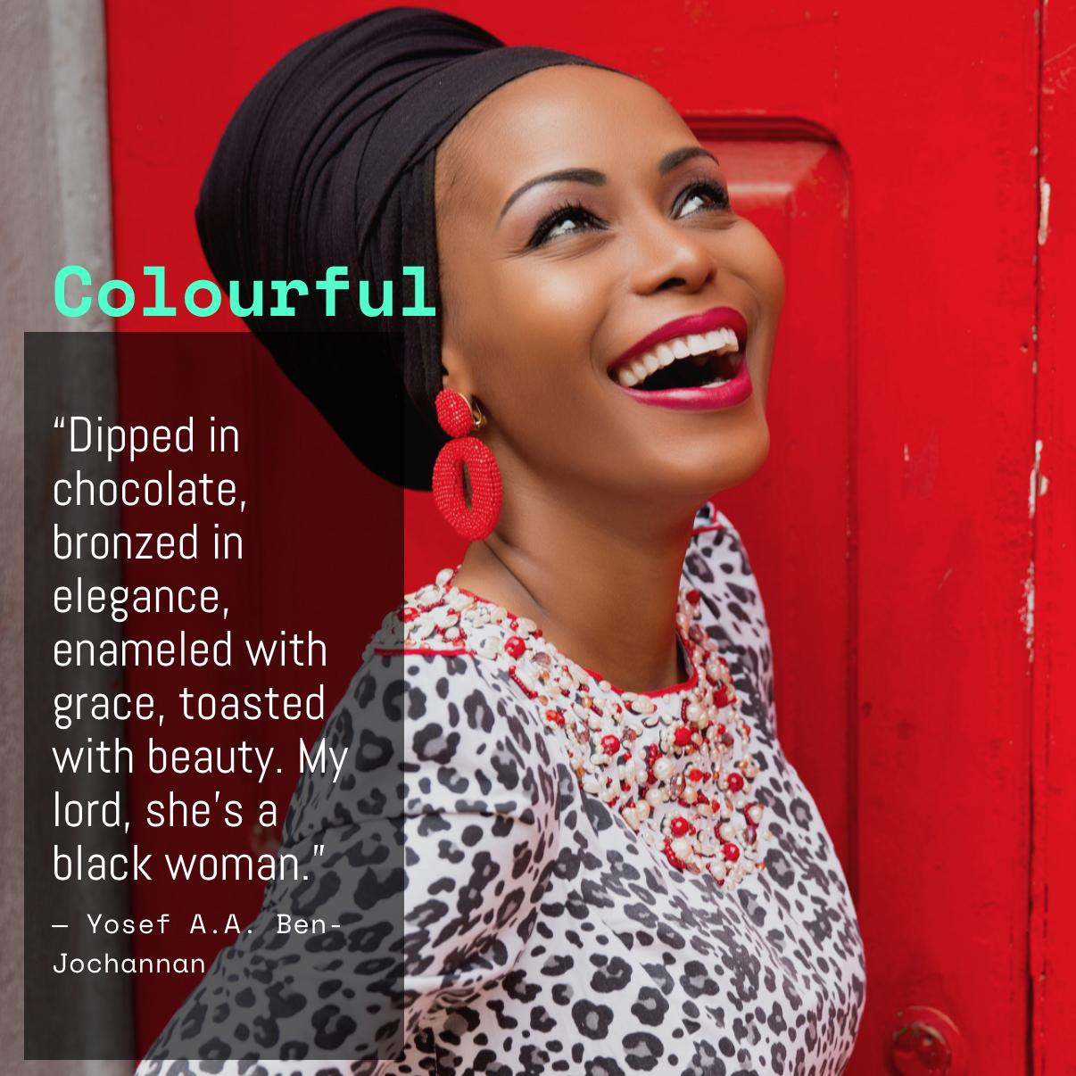 #colourful