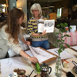 Victoria teaching.jpg