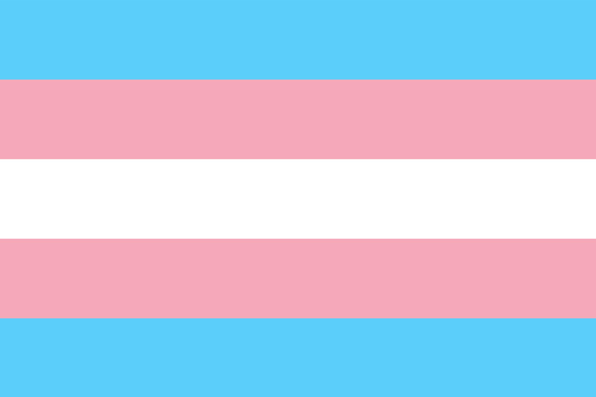 Transgender Pride Flag