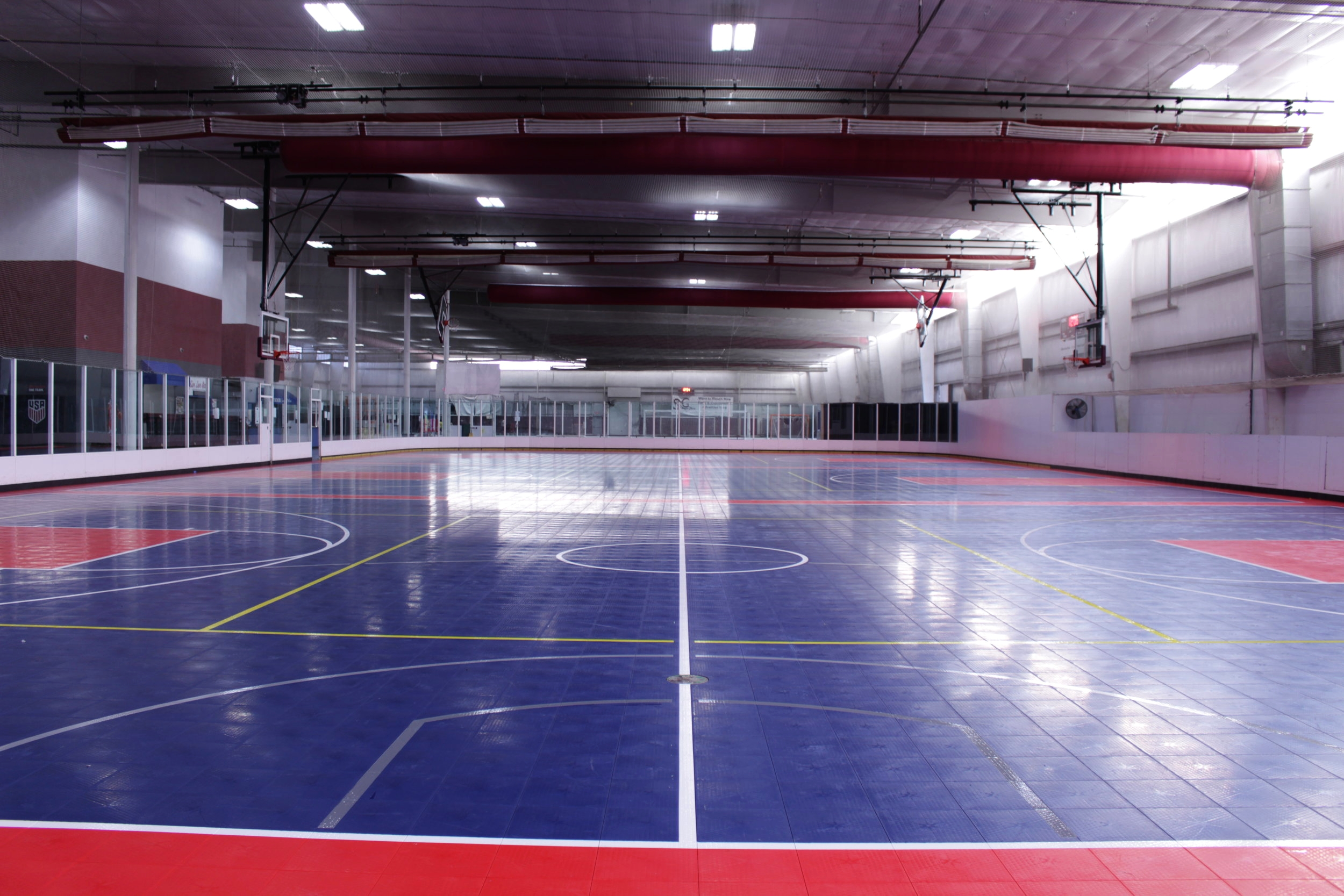 Sportsplex at Metuchen, Sports Court.