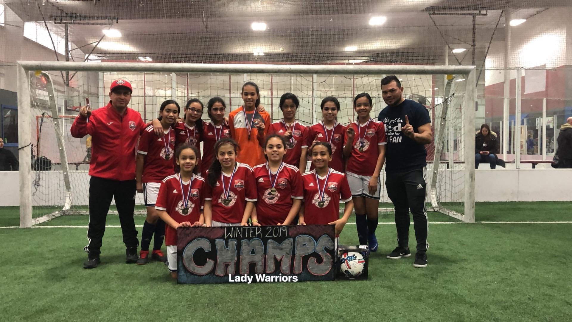 Sportsplex, U12 Girls Soccer Tournament Champions..JPG