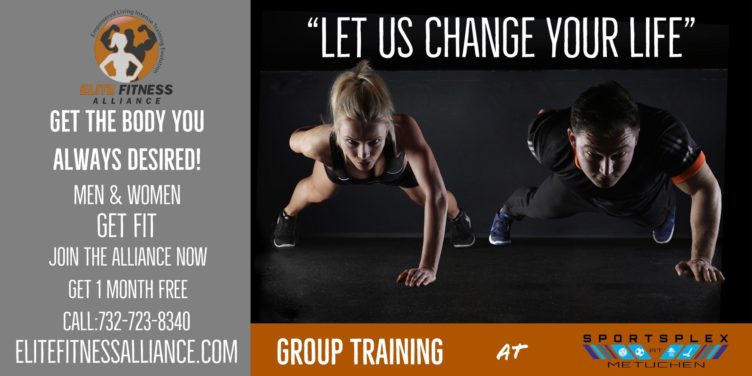 Elite Fitness Alliance